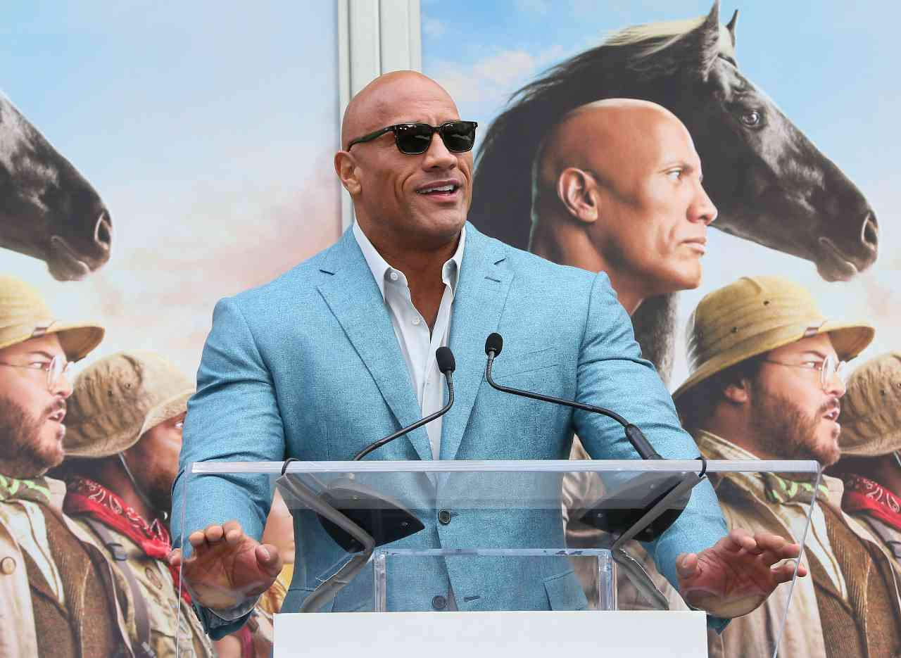 Dwayne Johnson (GettyImages)