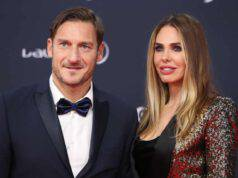 Francesco Totti e Ilary Blasi (GettyImages)