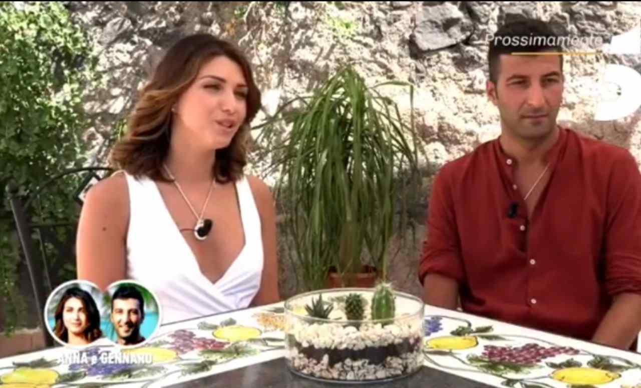 Gennaro Mauro e Anna Scione