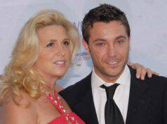 Gino D'Acampo e sua moglie Jessica Stellina Morrison