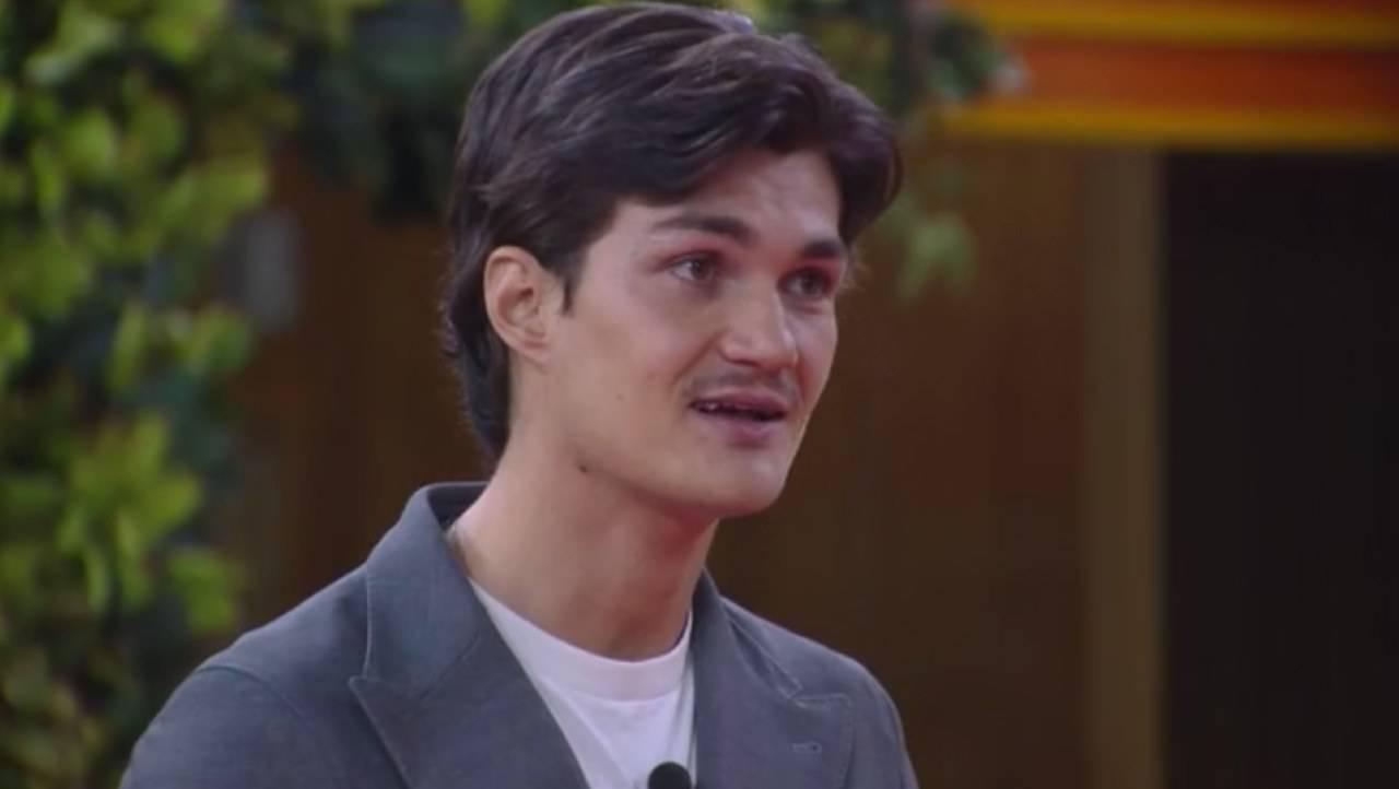 Giuliano fidanzato Adua Del Vesco