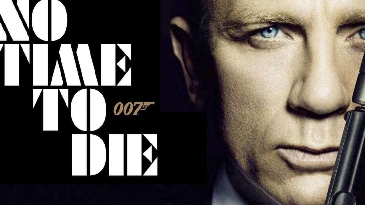 James Bond - No time to die