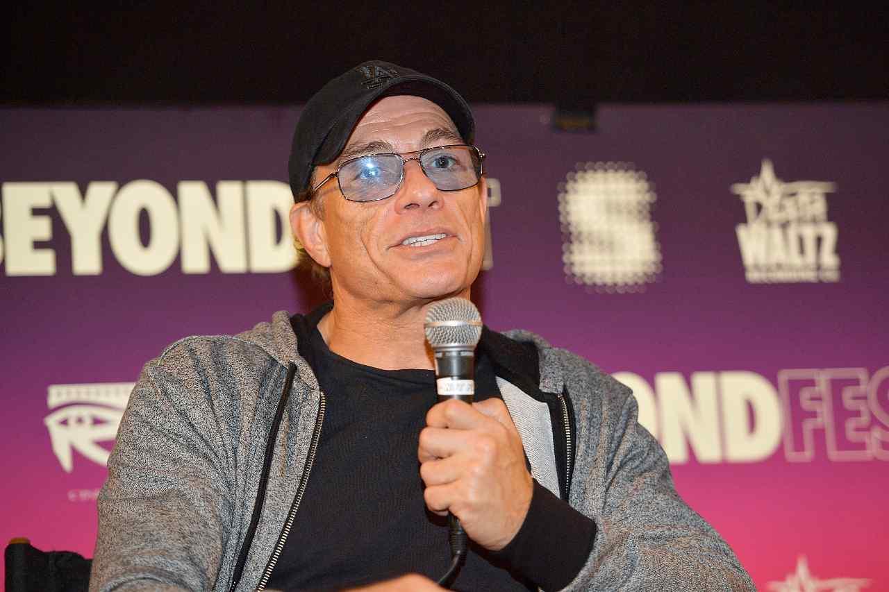 Jean-Claude Van Damme (GettyImages)