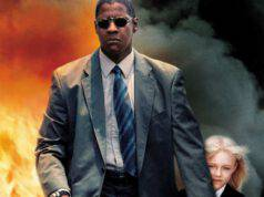 Man On Fire - Locandina