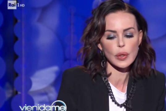 Nina Moric |  vittima di bullismo |  l'appello della donna