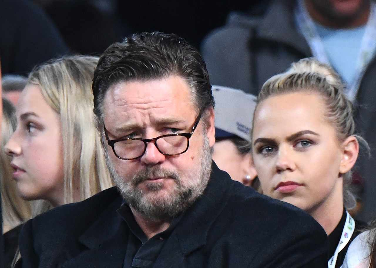 Russell Crowe (Getty Images)
