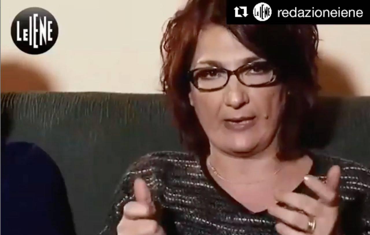Santina Biondo, mamma di Mario