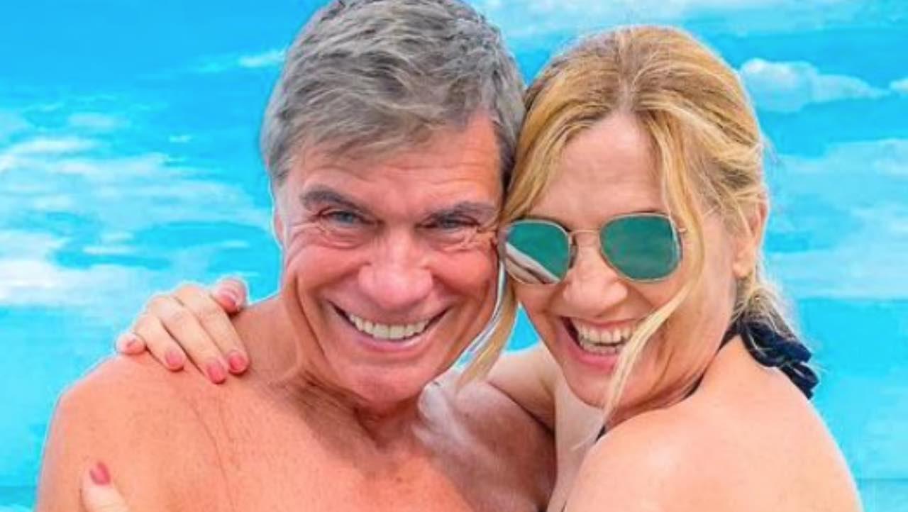 Lorella Cuccarini l'amore con suo marito Silvio Testi: legame indissolubile
