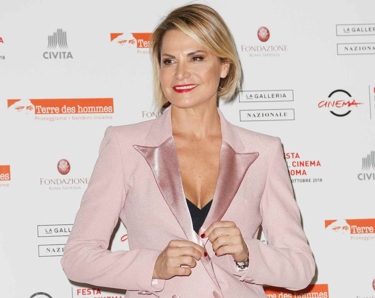 Simona Ventura (Getty Images)
