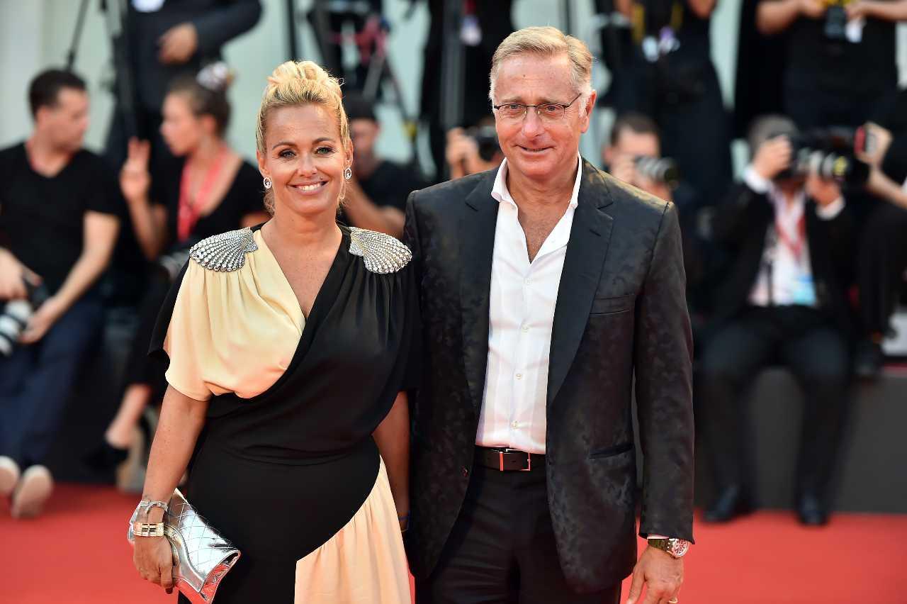 Sonia Bruganelli e Paolo Bonolis (GettyImages)