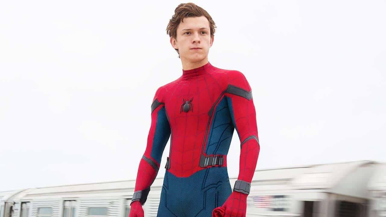 Spider-man di Tom Holland