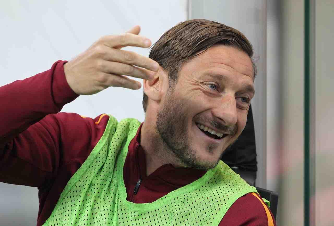 Totti, la favola di un campione senza tempo arriva in sala (Getty Images)