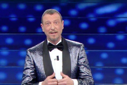Sanremo 2021, Fiorello da Fazio: