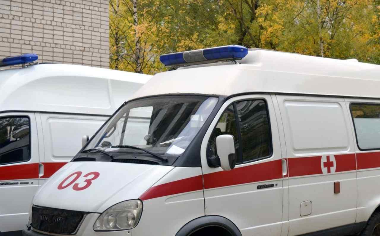 mediaset ambulanza
