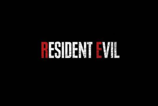 Logo Resident Evil
