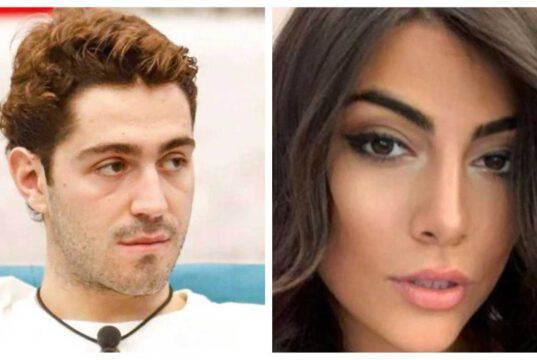 Giulia Salemi e Alessio Romagnoli: flirt prima del GF Vip? Lui è una furia