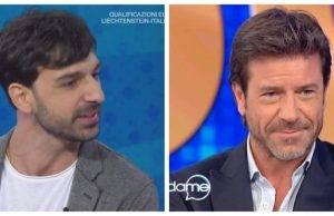 Raimondo Todaro e Paolo Conticini