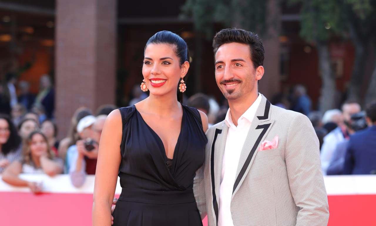 Samuel Peron e Tania Bambaci (GettyImages)