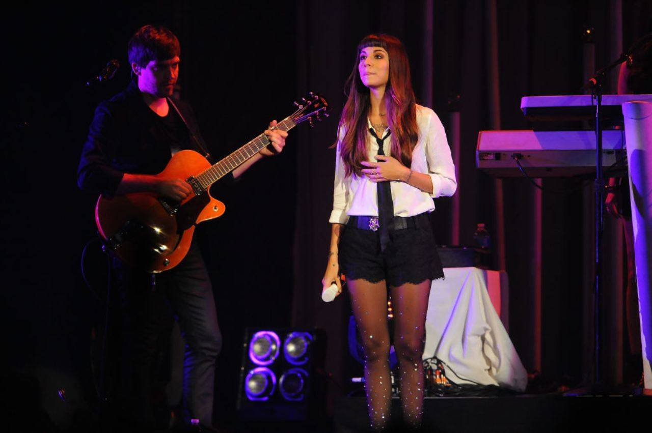 Christina Perri (GettyImages)