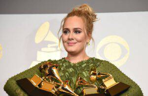 Adele (GettyImages)