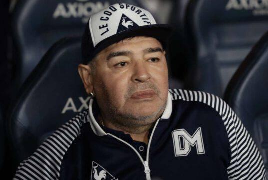 Maradona sta ancora male: grave problema di salute, sta peggiorando