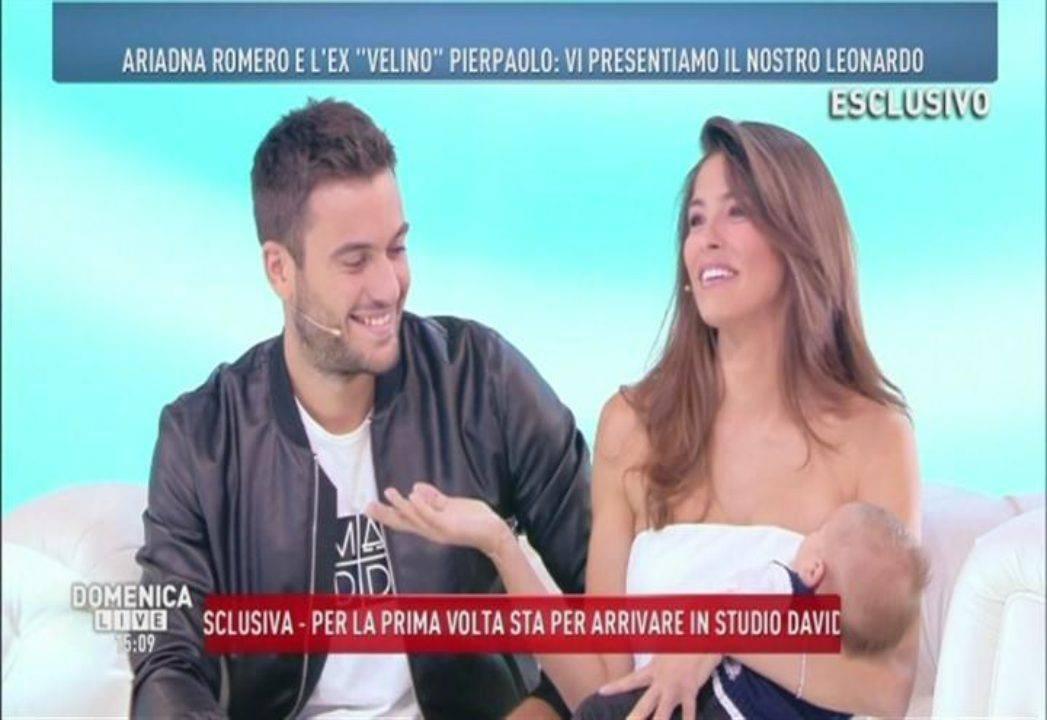 Ariadna Romero e Pierpaolo Petrelli