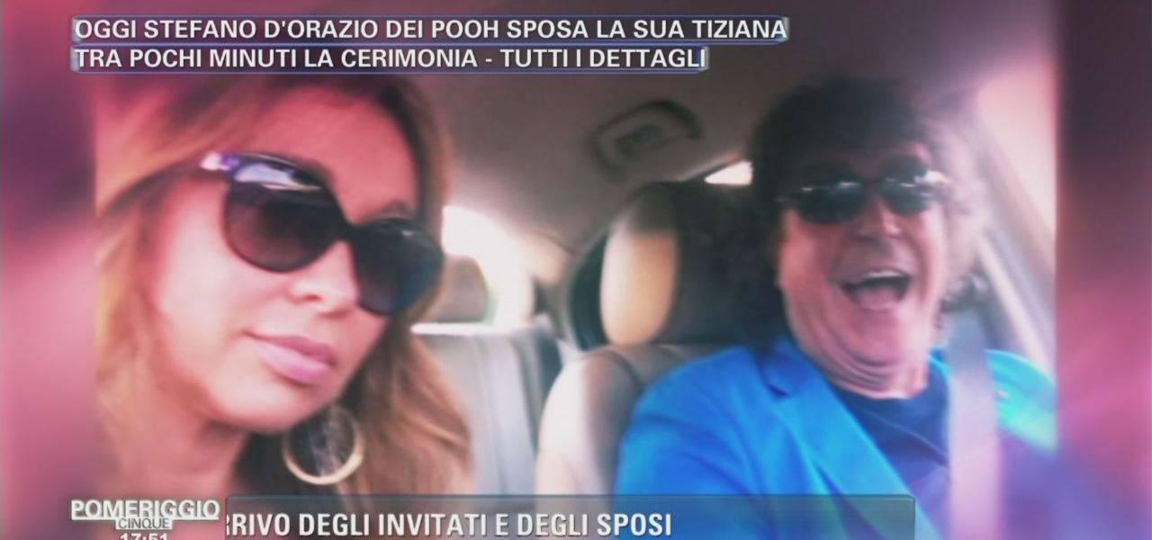 Tiziana Giardoni, moglie Stefano D'Orazio
