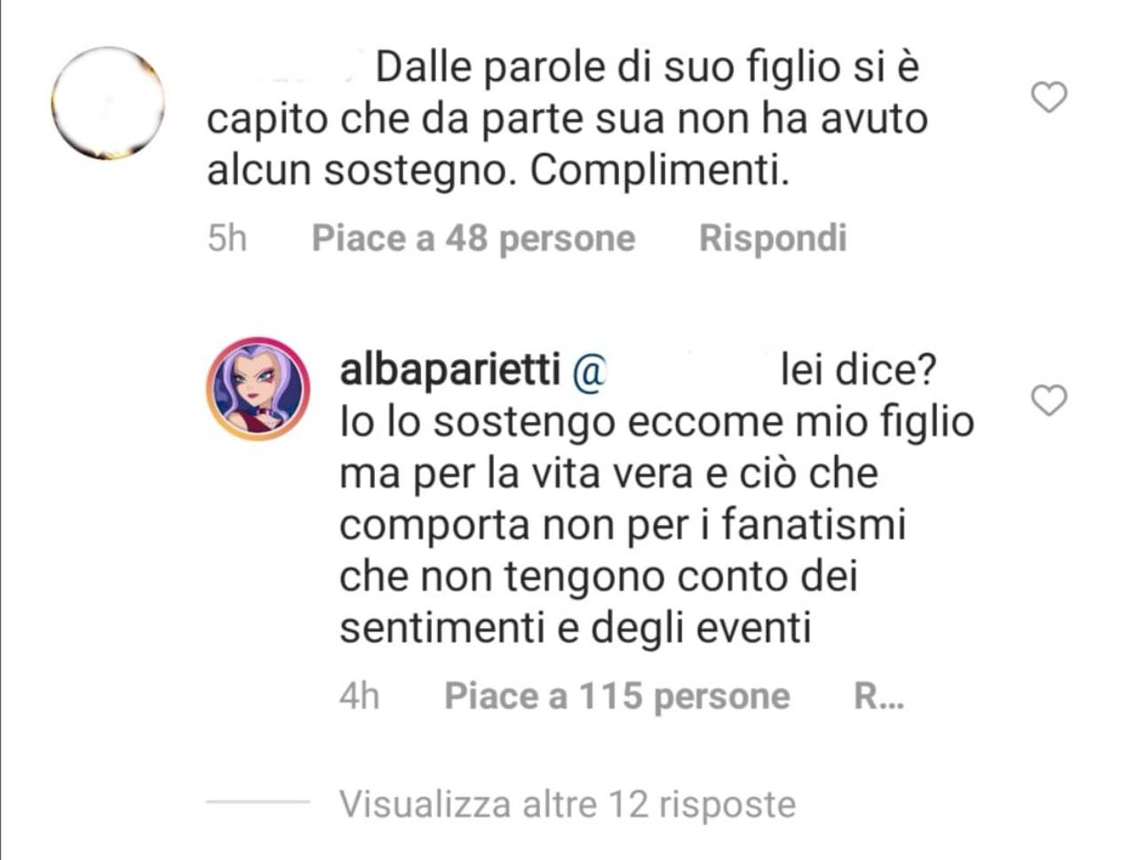 Alba Parietti