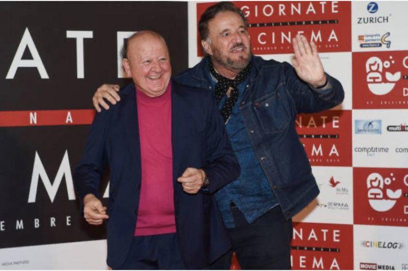 Boldi e De Sica di nuovo insieme diretti da Neri Parenti (Getty Images)