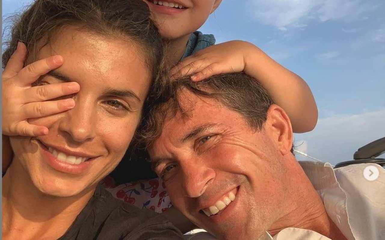 Elisabetta Canalis marito