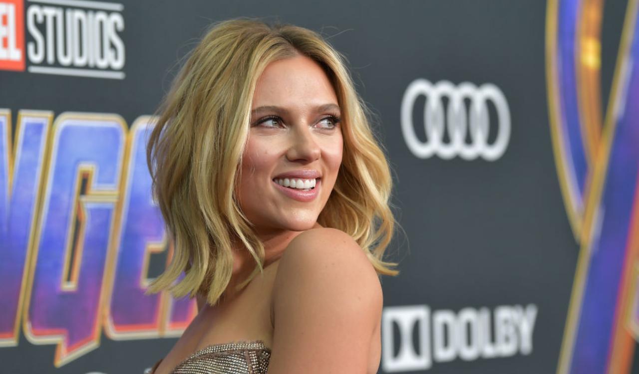 Scarlett Johansson (GettyImages)