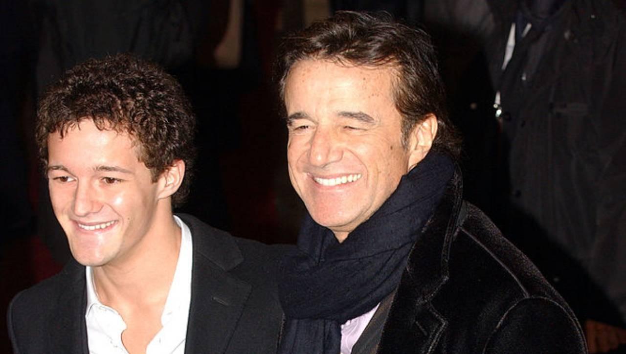 Brando De Sica e Christian De Sica (GettyImages)