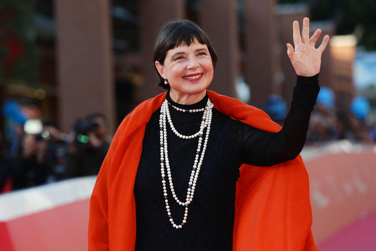 Isabella Rosellini (GettyImages)