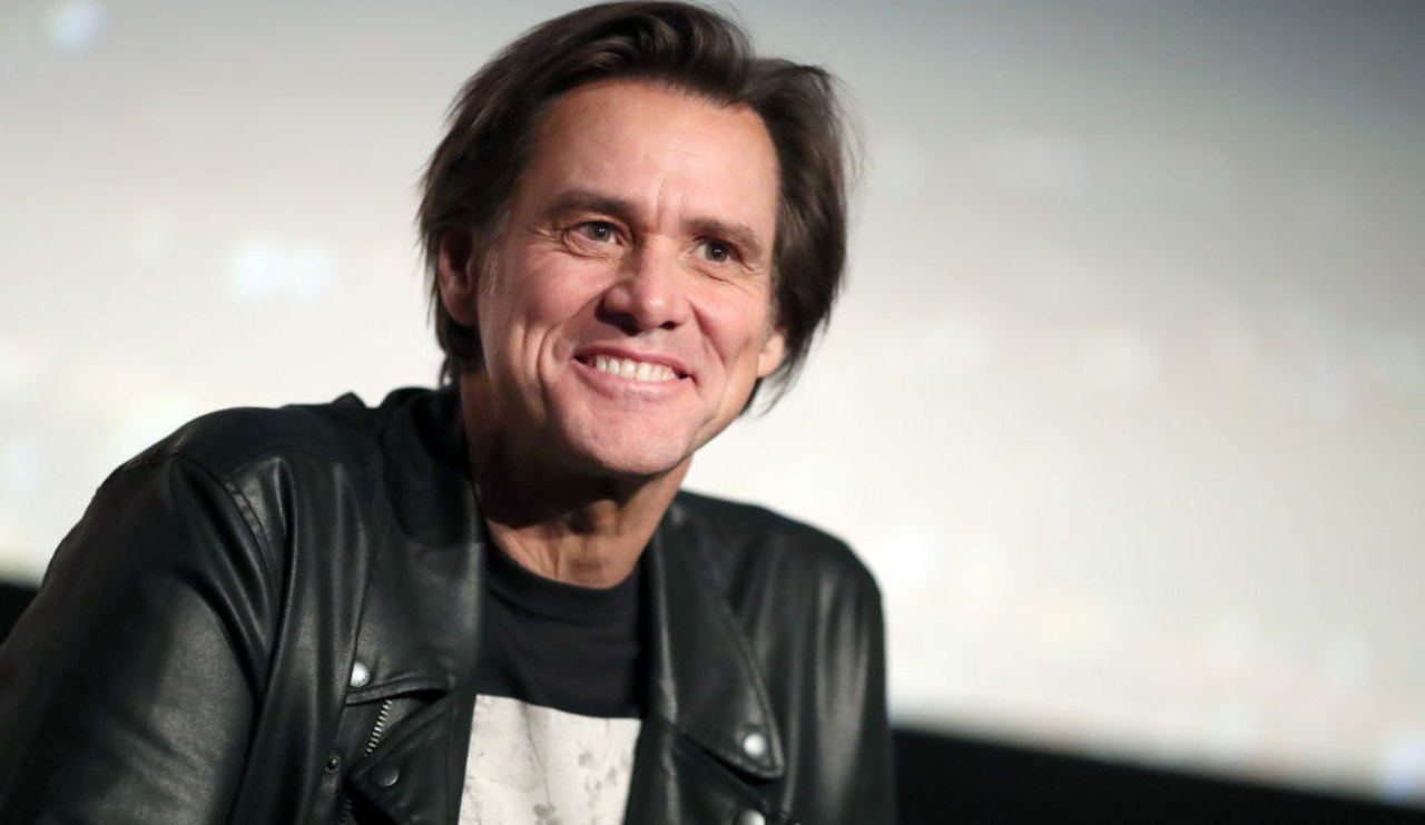 Jim Carrey (GettyImages)