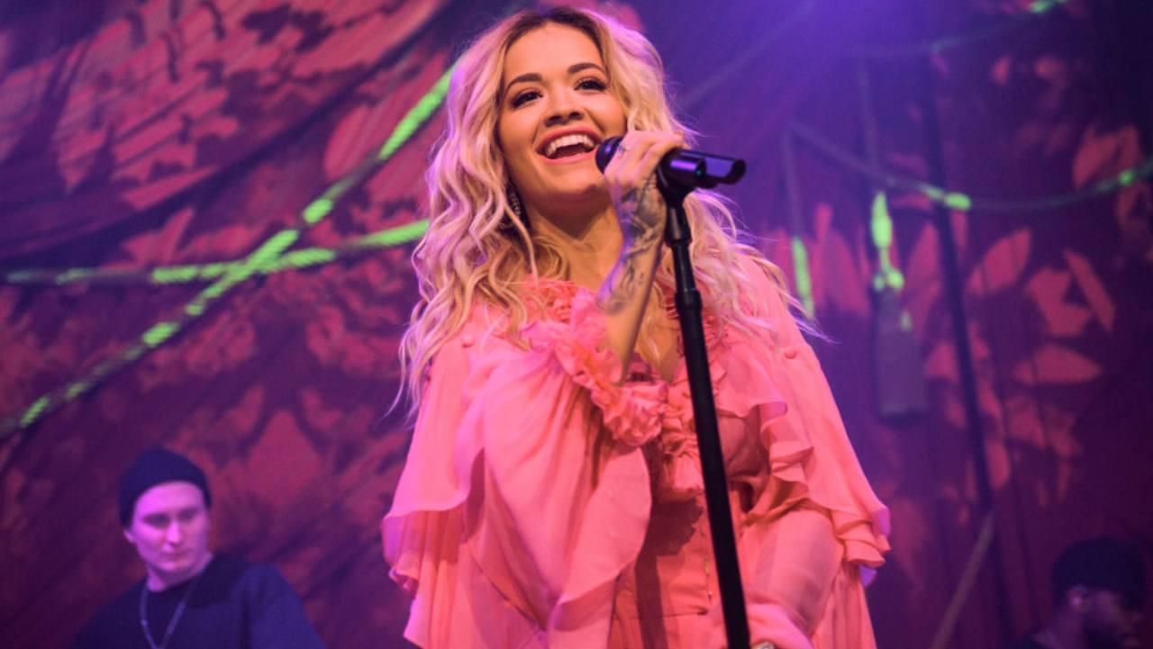 Rita Ora (GettyImages)