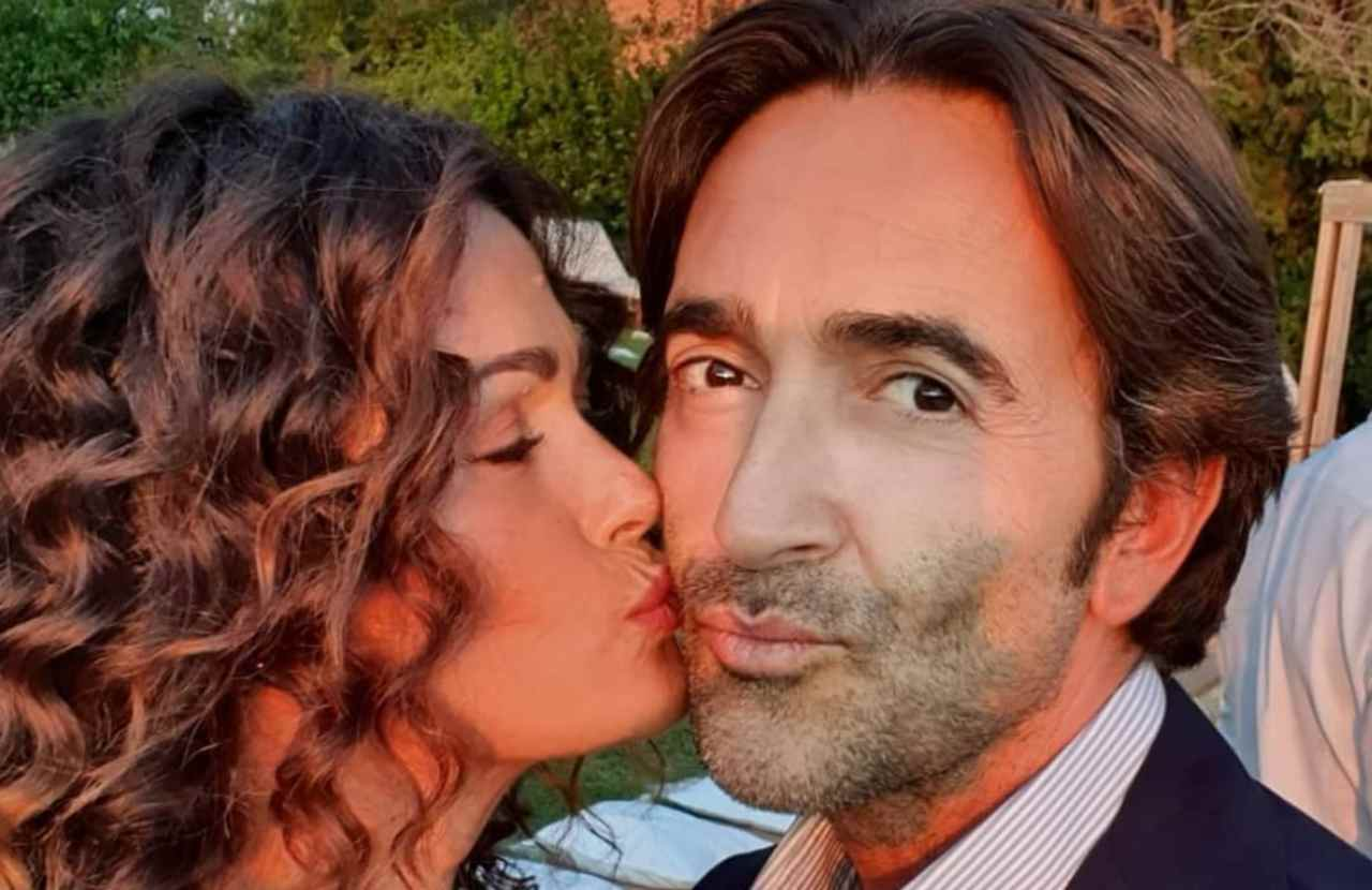 Samantha De Grenet e Luca Barbato