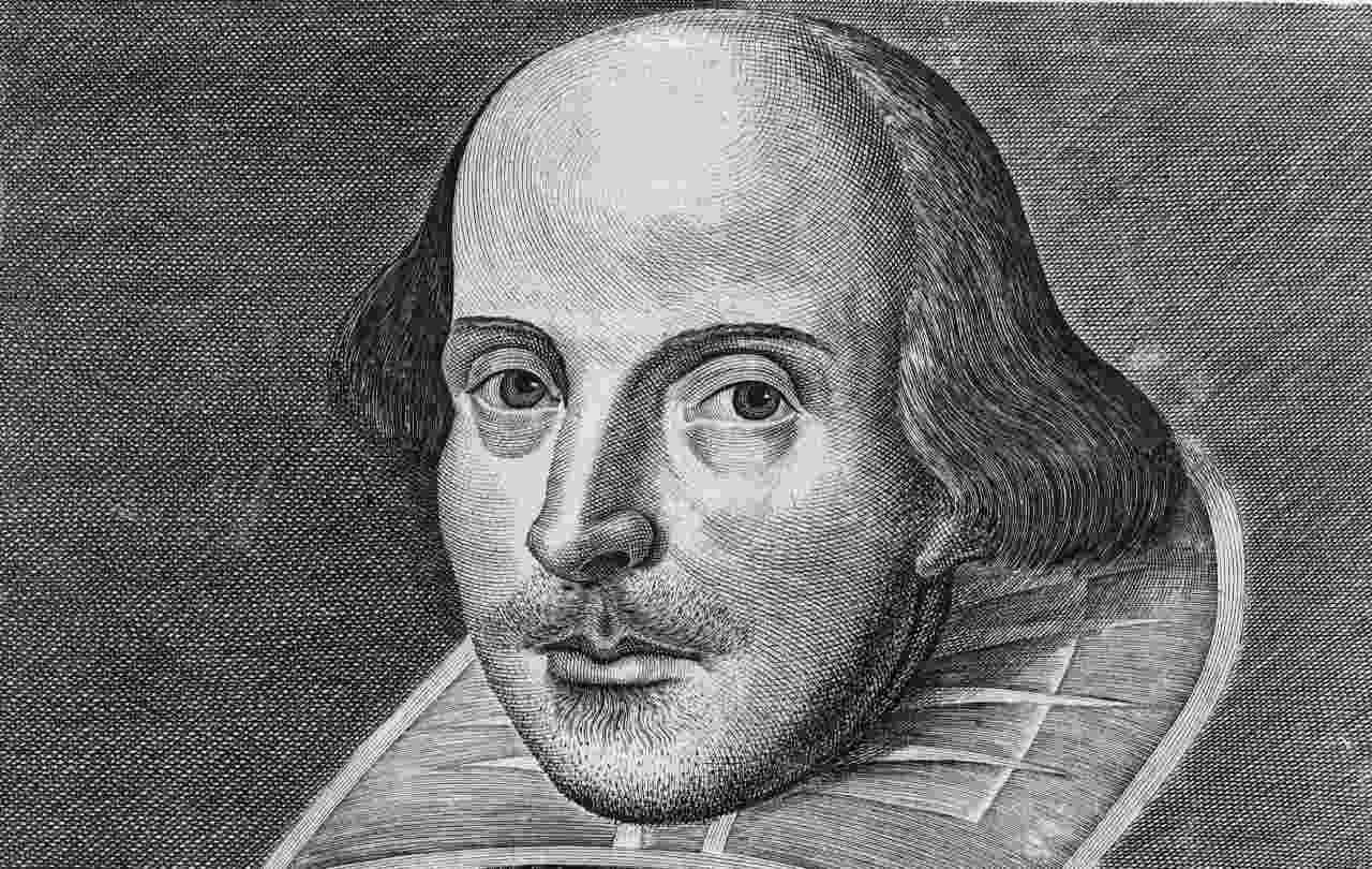 William Shakespeare vaccinato