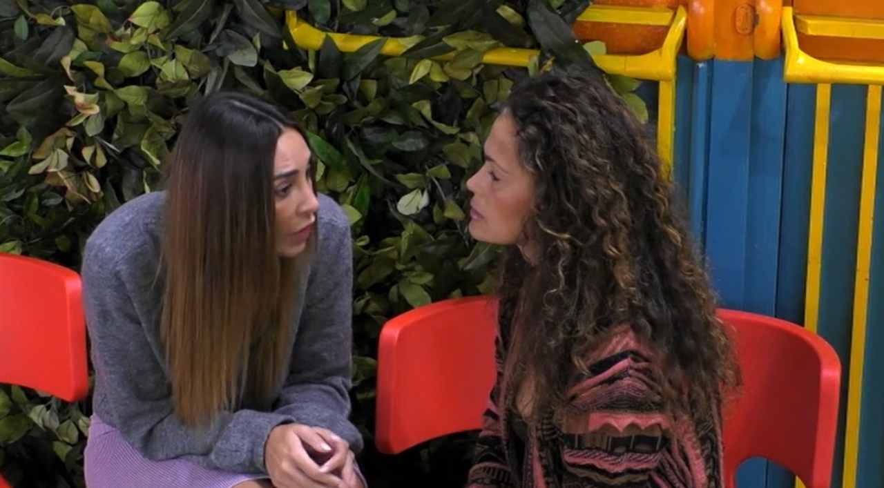 Sonia Lorenzini e Samantha De Grenet