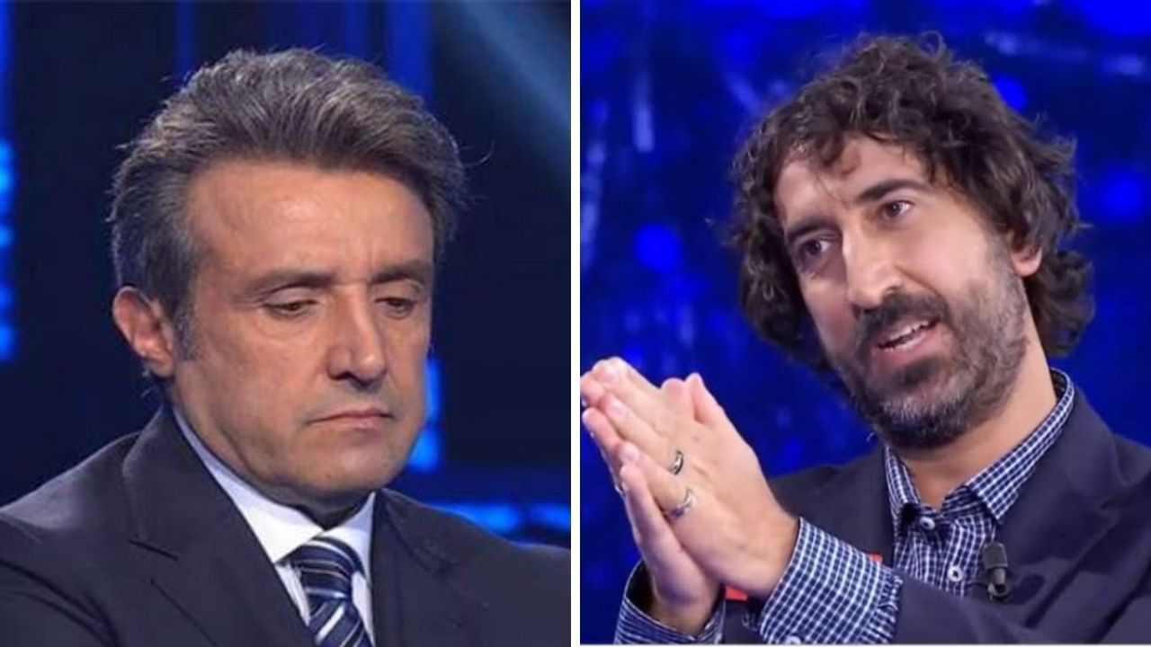 Flavio Insinna, Federcaccia contro L'eredità: cos'è successo