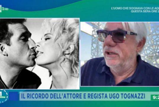"""Ricky Tognazzi, la confessione: """"So dove sarebbe ora mio padre"""""""