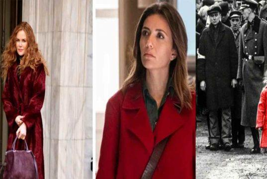 Mina Settembre, The Undoing e Schindler's List: quel legame che nessuno sapeva