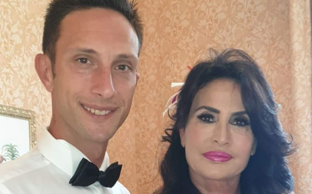 Elvira Carfagna e Jacopo Zenga