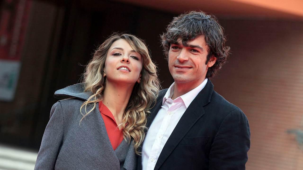 Luca Argentero e Myriam Catania (GettyImages)