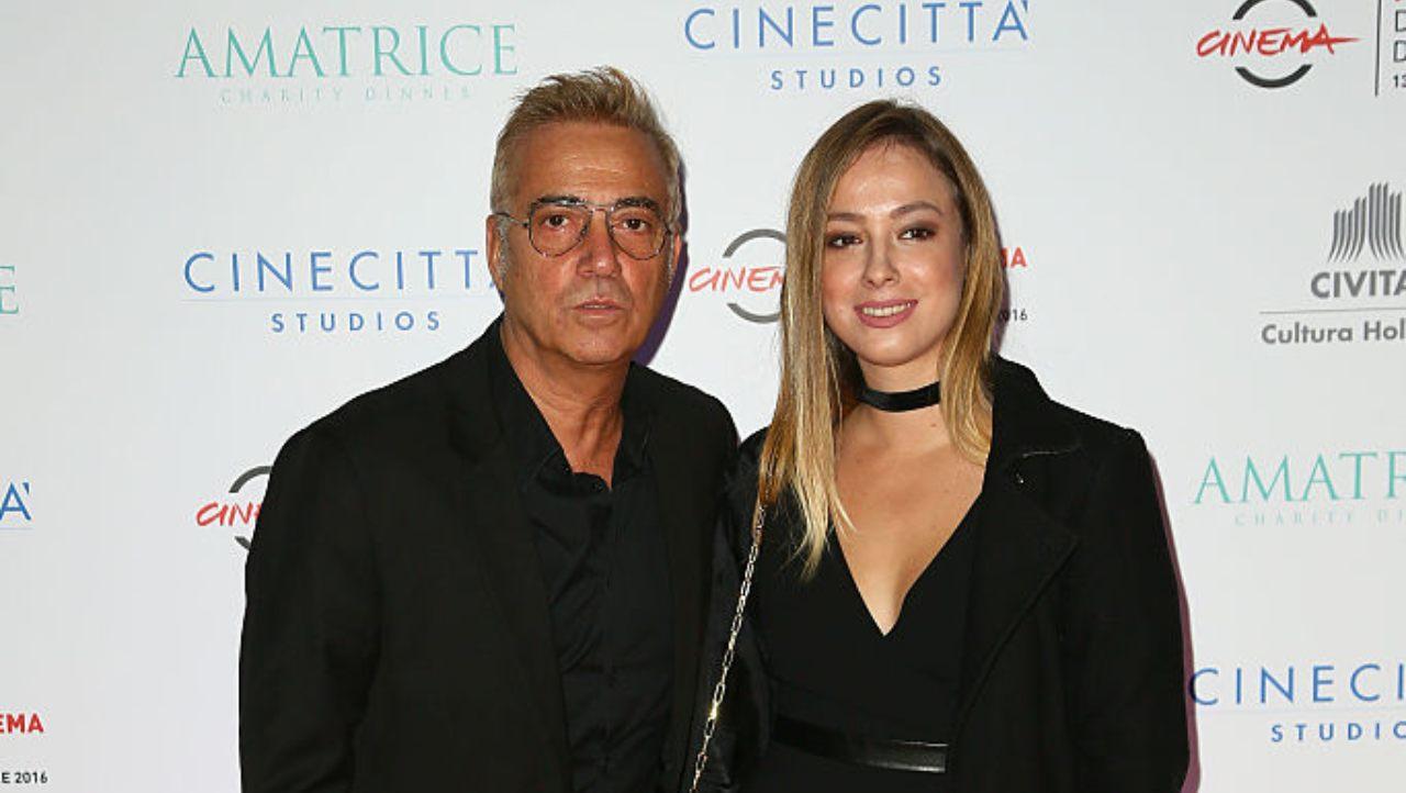 Massimo Ghini e Camilla Ghini (GettyImages)