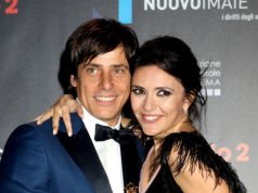Davide Devenuto e Serena Rossi (GettyImages)