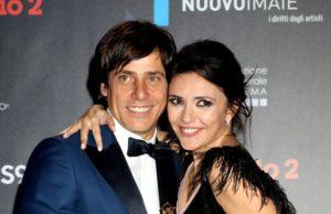 Davide Devenuto e Serena Rossi (GettyImages)