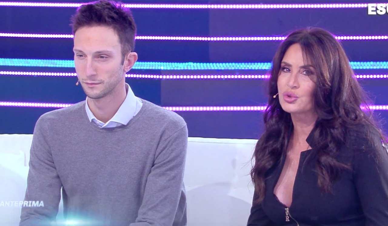 Jacopo Zenga e Elvira Carfagna