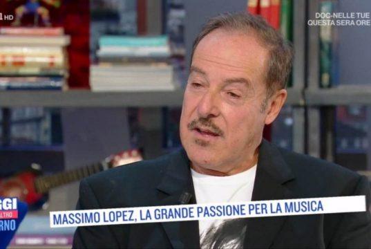 """Massimo Lopez ricorda il suo debutto: """"Quanto tempo è passato"""""""