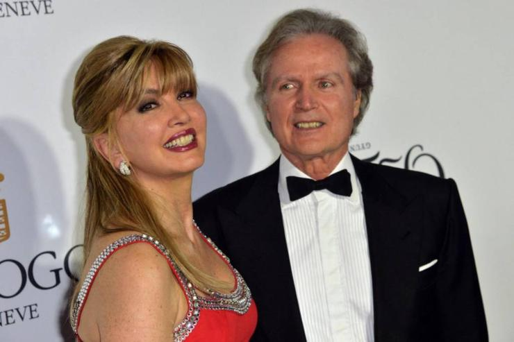 angelo donati milly carlucci