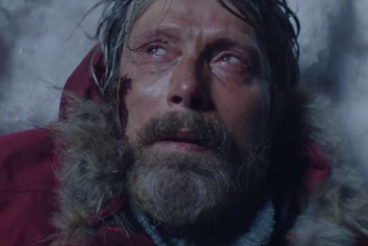 Attore famoso, quella tragedia nel film: bloccato nel circolo polare artico